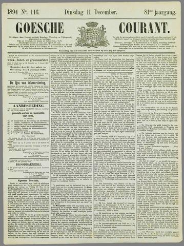 Goessche Courant 1894-12-11