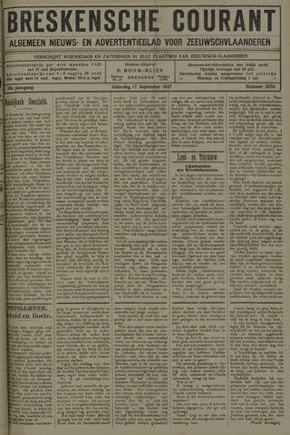 Breskensche Courant 1921-09-17