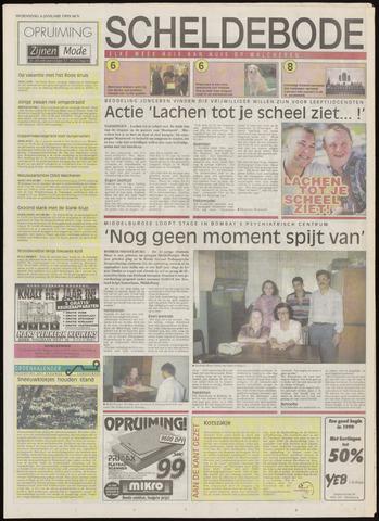 Scheldebode 1999