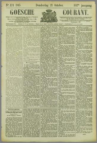 Goessche Courant 1915-10-21