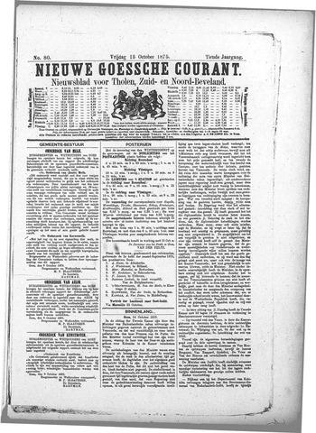 Nieuwe Goessche Courant 1875-10-15
