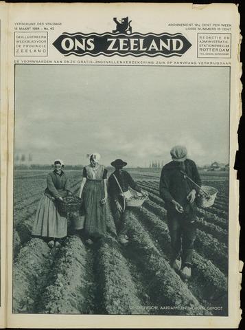 Ons Zeeland / Zeeuwsche editie 1934-03-16