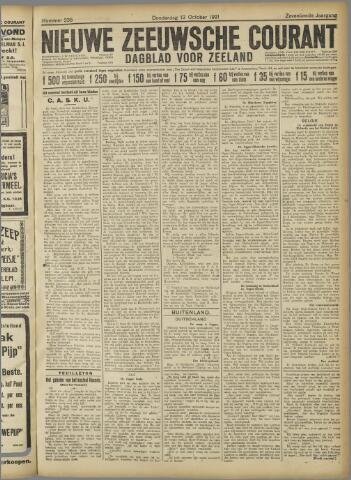 Nieuwe Zeeuwsche Courant 1921-10-13