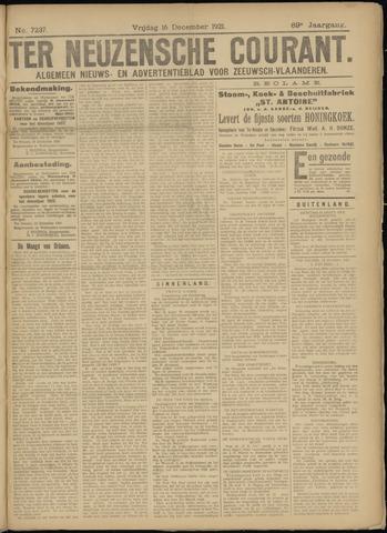 Ter Neuzensche Courant. Algemeen Nieuws- en Advertentieblad voor Zeeuwsch-Vlaanderen / Neuzensche Courant ... (idem) / (Algemeen) nieuws en advertentieblad voor Zeeuwsch-Vlaanderen 1921-12-16
