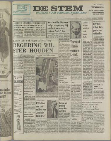 de Stem 1975-11-19