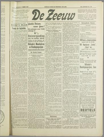 De Zeeuw. Christelijk-historisch nieuwsblad voor Zeeland 1937-03-06