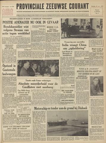 Provinciale Zeeuwse Courant 1962-11-26