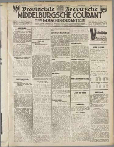 Middelburgsche Courant 1934-05-03