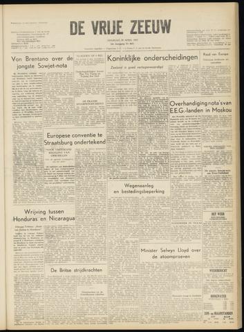 de Vrije Zeeuw 1957-04-30