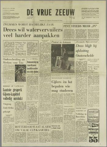 de Vrije Zeeuw 1972-05-25