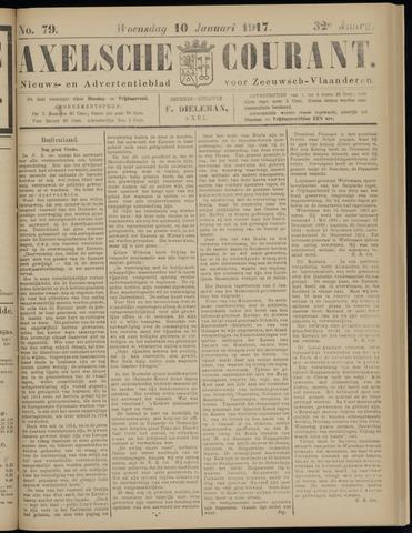 Axelsche Courant 1917-01-10