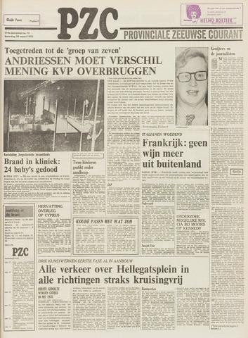 Provinciale Zeeuwse Courant 1975-03-29