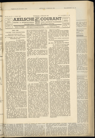 Axelsche Courant 1948-02-04