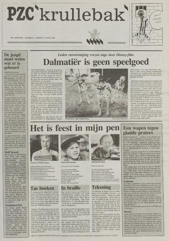 Provinciale Zeeuwse Courant katern Krullenbak (1981-1999) 1995-04-11