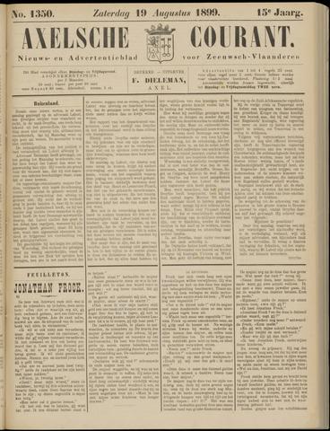 Axelsche Courant 1899-08-19
