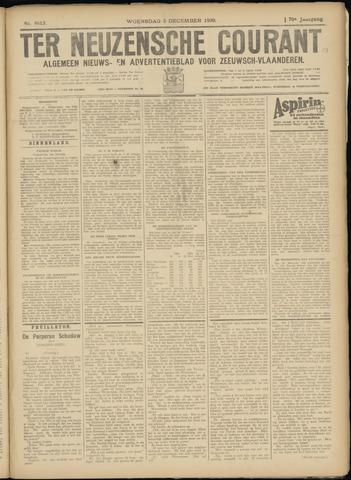 Ter Neuzensche Courant. Algemeen Nieuws- en Advertentieblad voor Zeeuwsch-Vlaanderen / Neuzensche Courant ... (idem) / (Algemeen) nieuws en advertentieblad voor Zeeuwsch-Vlaanderen 1930-12-03
