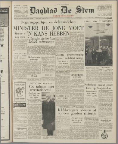de Stem 1963-12-11