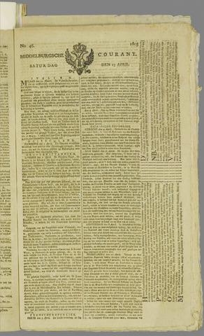 Middelburgsche Courant 1805-04-13