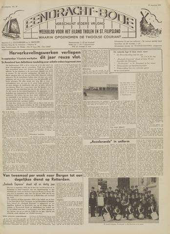 Eendrachtbode (1945-heden)/Mededeelingenblad voor het eiland Tholen (1944/45) 1959-08-21