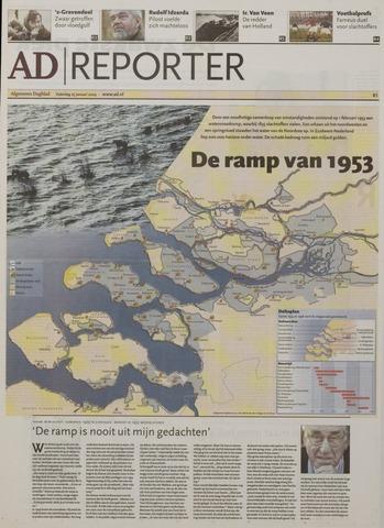 Watersnood documentatie 1953 - kranten 2003-01-25