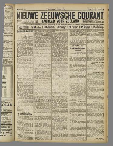 Nieuwe Zeeuwsche Courant 1923-03-07