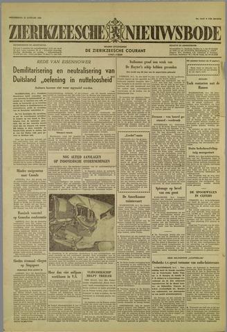 Zierikzeesche Nieuwsbode 1959-01-15