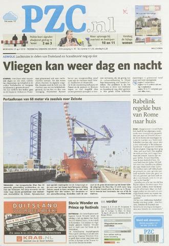 Provinciale Zeeuwse Courant 2010-04-21