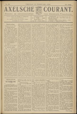Axelsche Courant 1932-02-19