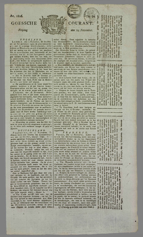 Goessche Courant 1826-11-23