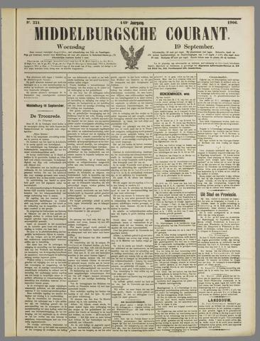 Middelburgsche Courant 1906-09-19