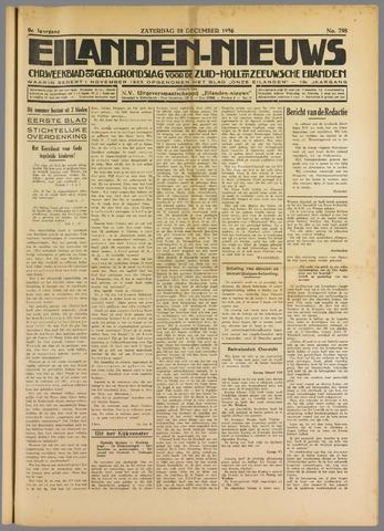 Eilanden-nieuws. Christelijk streekblad op gereformeerde grondslag 1936-12-19