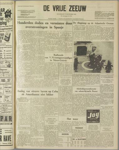 de Vrije Zeeuw 1962-09-27