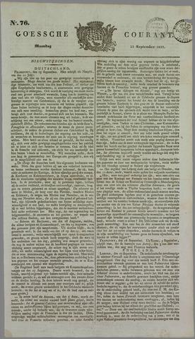 Goessche Courant 1833-09-23