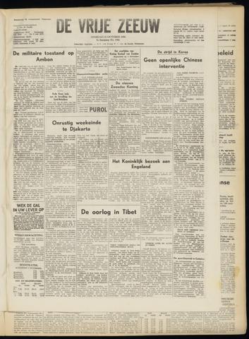 de Vrije Zeeuw 1950-10-31