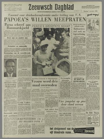 Zeeuwsch Dagblad 1960-11-07