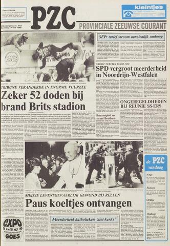 Provinciale Zeeuwse Courant 1985-05-13