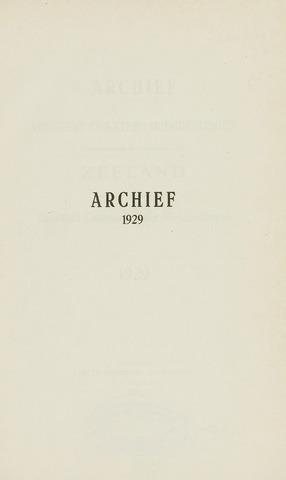 Archief 1929-01-01