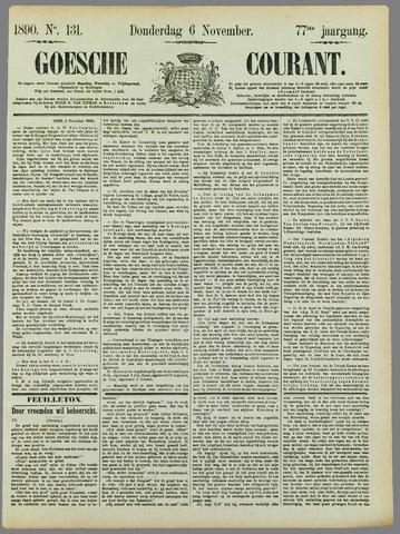 Goessche Courant 1890-11-06