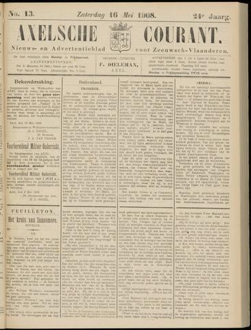 Axelsche Courant 1908-05-16