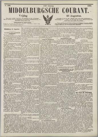 Middelburgsche Courant 1901-08-23