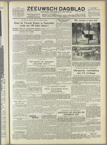 Zeeuwsch Dagblad 1952-07-09