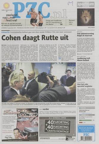 Provinciale Zeeuwse Courant 2010-09-04