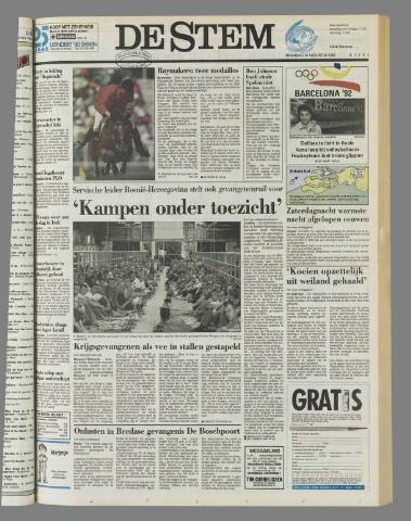 de Stem 1992-08-10