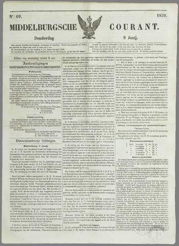 Middelburgsche Courant 1859-06-09