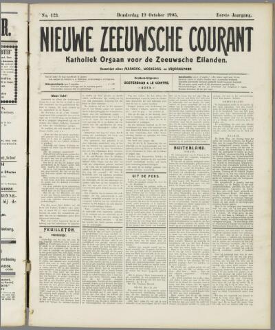Nieuwe Zeeuwsche Courant 1905-10-19