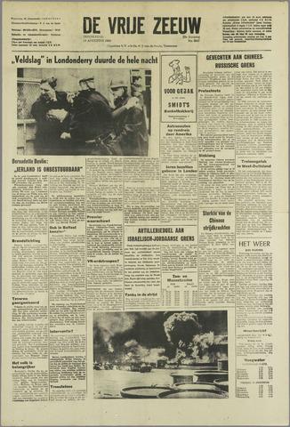 de Vrije Zeeuw 1969-08-14