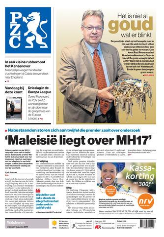 Provinciale Zeeuwse Courant 2019-08-30