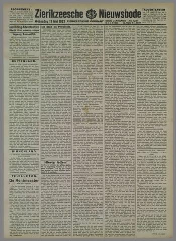 Zierikzeesche Nieuwsbode 1932-05-18
