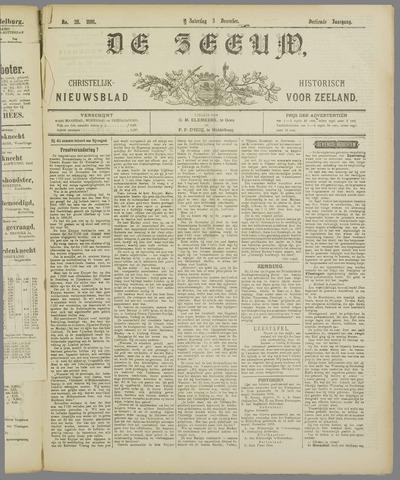 De Zeeuw. Christelijk-historisch nieuwsblad voor Zeeland 1898-12-03