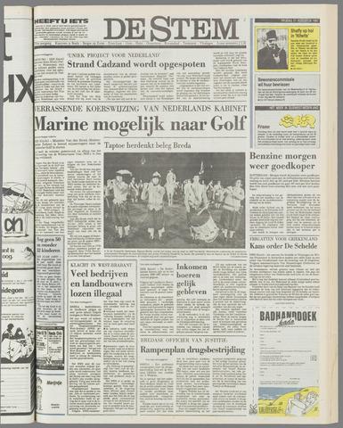 de Stem 1987-08-21